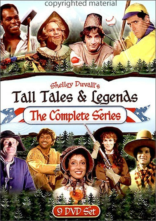 Shelley Duvalls Tall Tales & Legends: The Complete Series