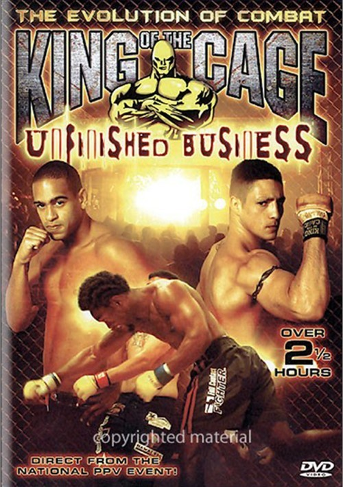 King Of The Cage: Unfinished Business