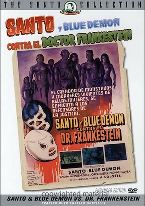 Santo & Blue Demon vs. Dr. Frankenstein (Santo y Blue Demon contra el Doctor Frankenstein)
