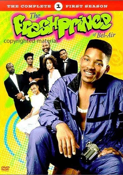 Fresh Prince Of Bel-Air, The: The Complete First Two Seasons