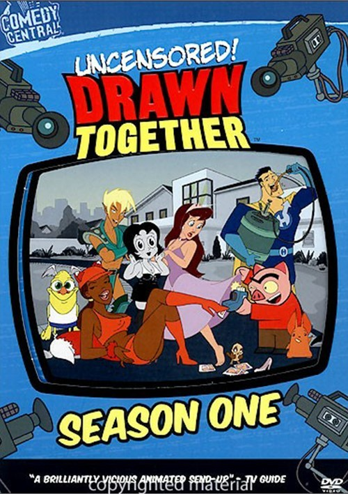 Drawn Together: Season One (Uncensored)