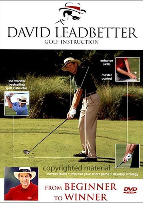 David Leadbetter: From Beginner To Winner