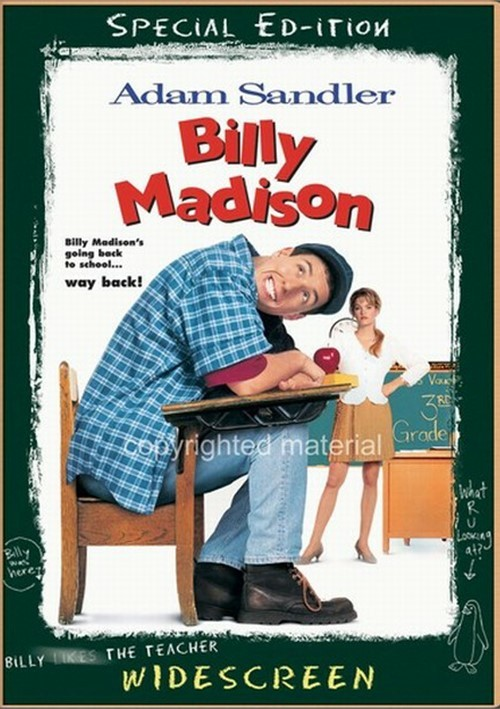 Billy Madison: Special Ed-ition (Widescreen)