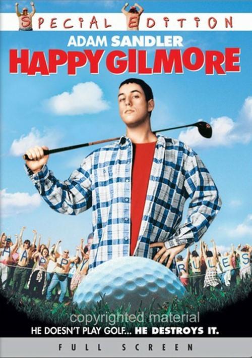 Happy Gilmore: Special Edition (Fullscreen)
