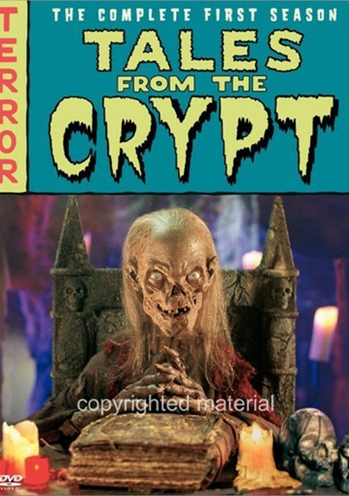 Tales From The Crypt: The Complete First & Second Seasons