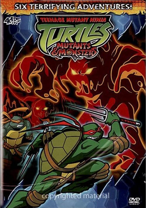 Teenage Mutant Ninja Turtles: Mutants And Monsters