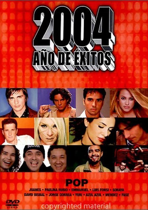 Various Artists - 2004 Ano De Exitos - Pop