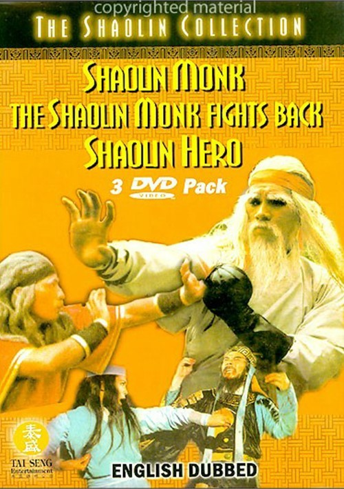 Shaolin Collection 3 Pack