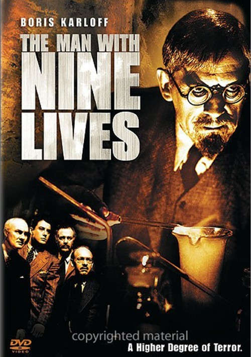 Man With Nine Lives, The