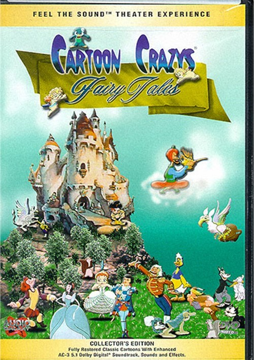 Cartoon Crazys: Fairy Tales