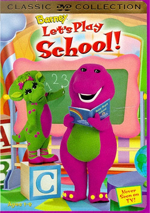 Barney: Lets Play School