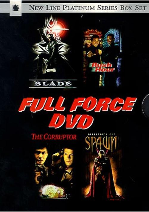 Full F-rce DVD Box Set