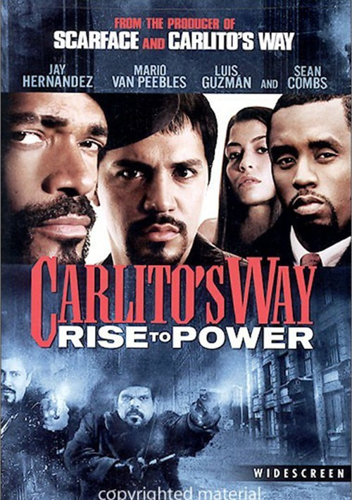Carlitos Way: Rise To Power (Widescreen)