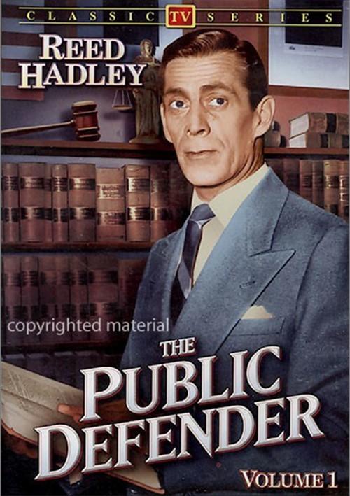 Public Defender, The: Volume 1 (Alpha)