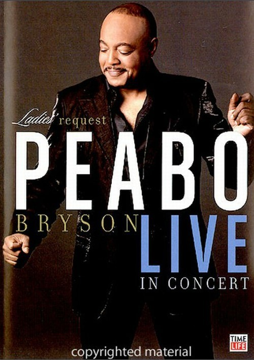 Peabo Bryson: Live in Concert - Ladies Request