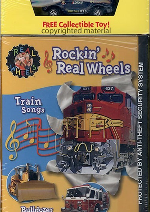 Real Wheels: Rockin Wheels (With Toy)