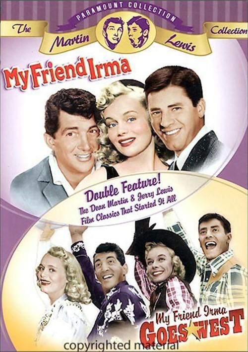 My Friend Irma / My Friend Irma Goes West (Double Feature)