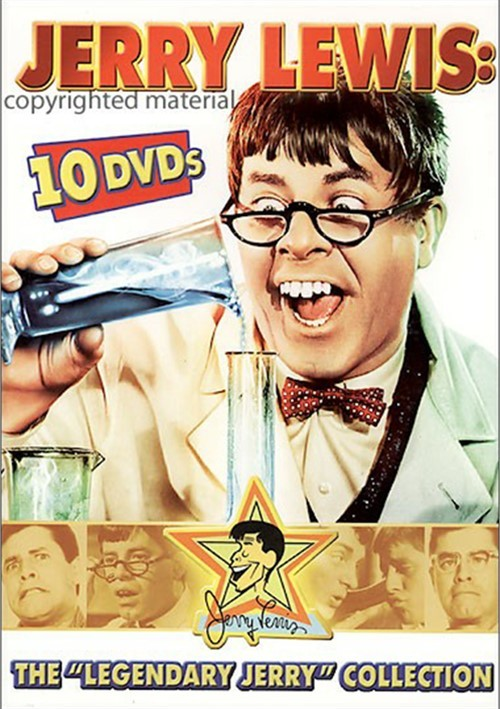 """Jerry Lewis: """"The Legendary Jerry"""" Collection"""