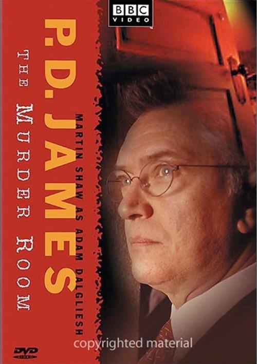 P.D. James: Death In Holy Orders / Murder Room (2-Pack)