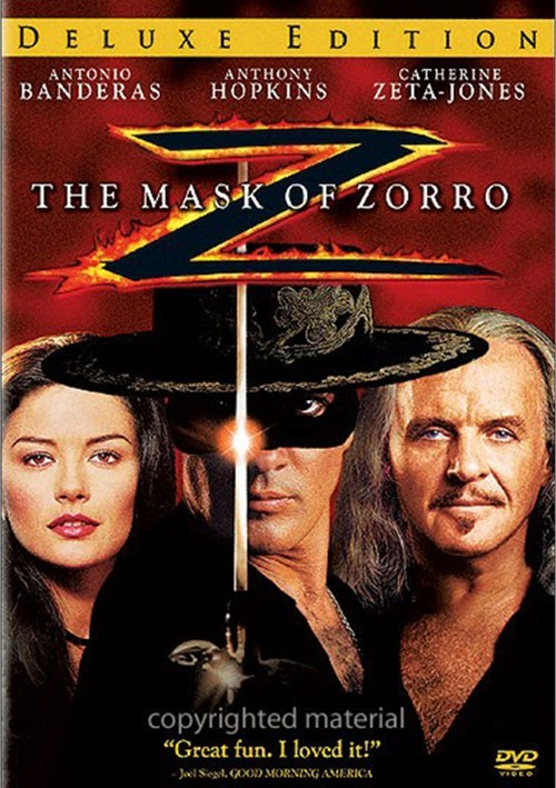 Mask Of Zorro, The (Deluxe Edition)