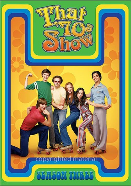 That 70s Show: Season Three