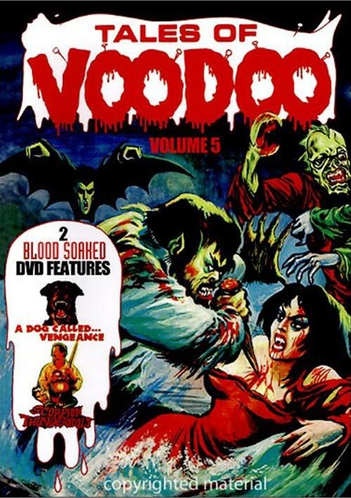 Tales of Voodoo: Volume 5