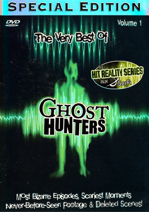 Very Best of Ghost Hunters, The: Volume 1 - Most Bizarre Episodes & Scariest Moments