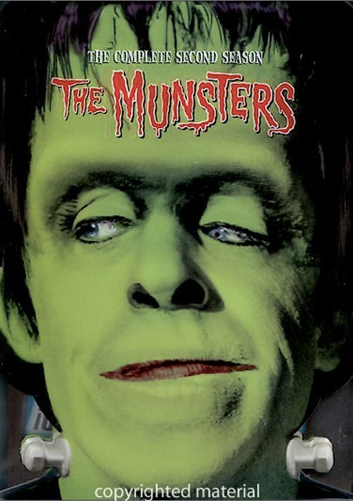 Munsters, The: The Complete Second Season