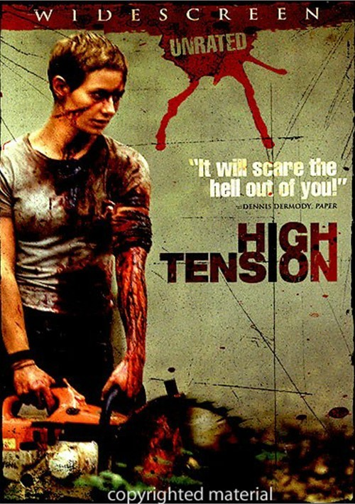 High Tension: Unrated (Widescreen)