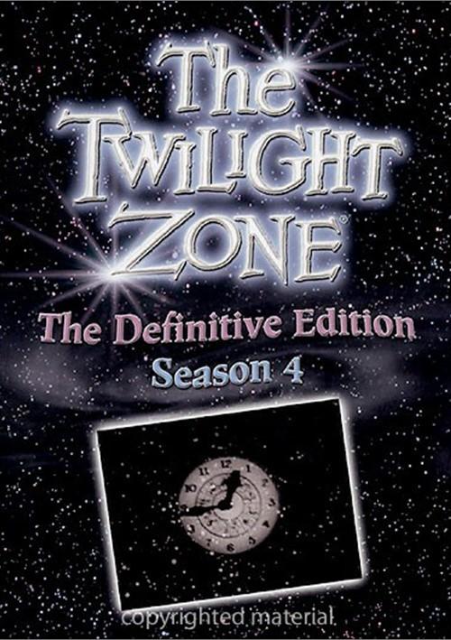 Twilight Zone: The Definitive Edition - Season 4