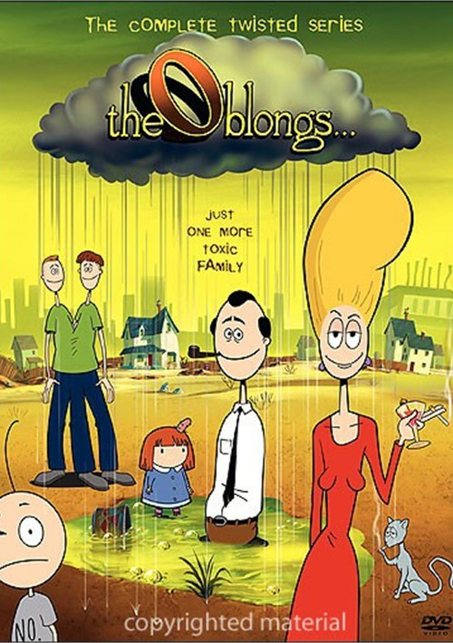 Oblongs, The: The Complete Twisted Series