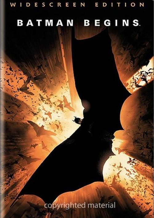 Batman Begins (Widescreen)