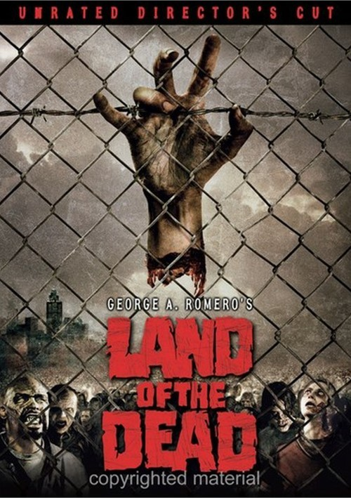 George A. Romeros Land Of The Dead: Unrated Directors Cut (Widescreen)