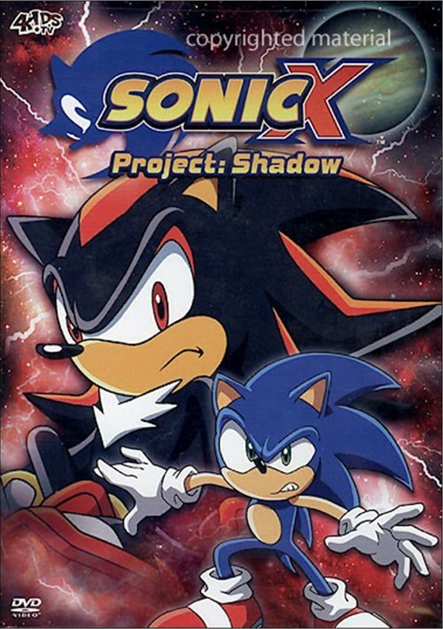 Sonic X: Volume 8 - Project Shadow