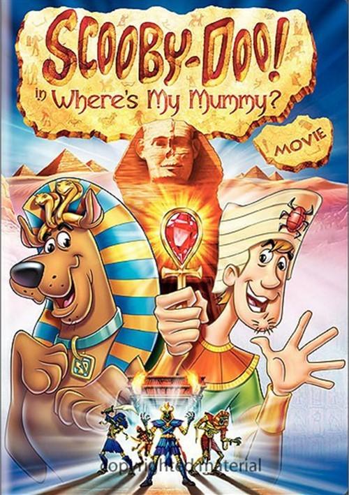 Scooby-Doo!: In Wheres My Mummy?