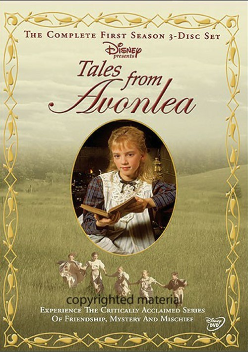 Tales From Avonlea: The Complete First Season