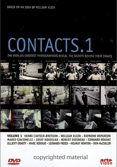 Contacts Vol.1:  The Great Tradition Of Photojournalism