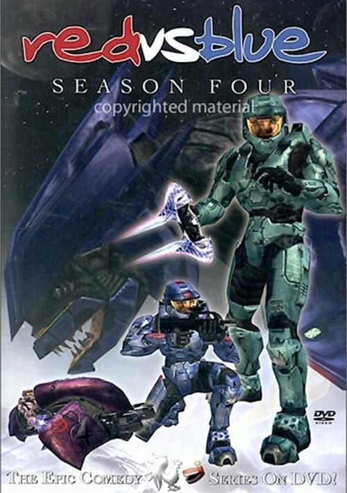 Red Vs. Blue: Season Four