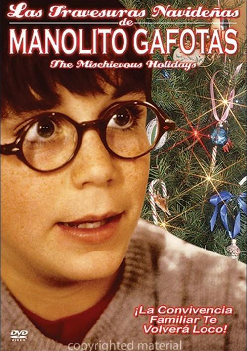 Las Travesuras Navidenas De Manolito Gafotas (The Mischievous Holidays)