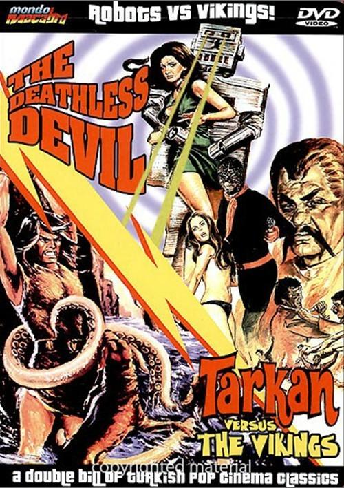 Deathless Devil / Tarkan Versus The Vikings