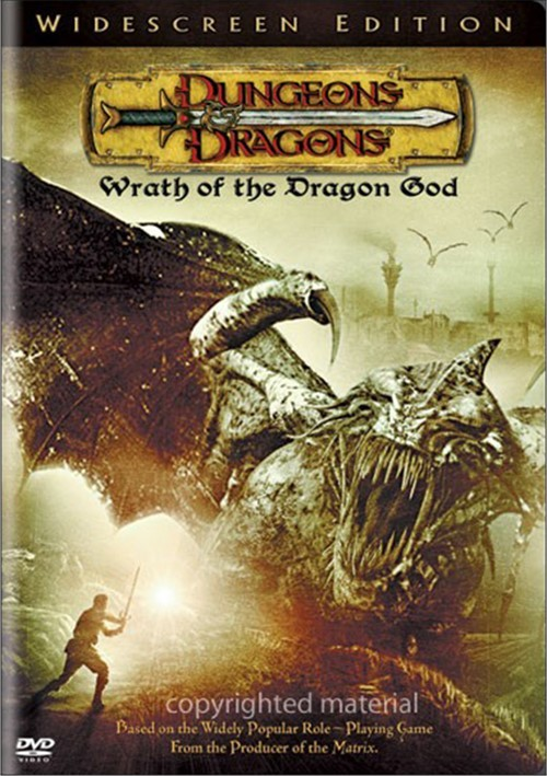 Dungeons & Dragons: Wrath Of The Dragon God
