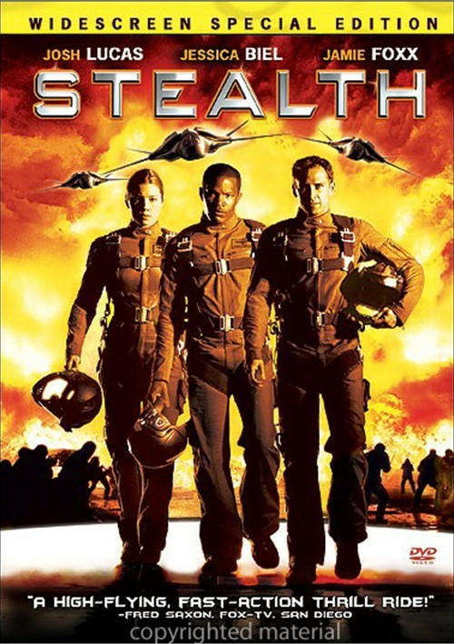 Stealth (Widescreen)