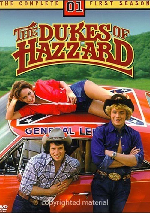 Dukes Of Hazzard: The Complete Seasons 1 - 5