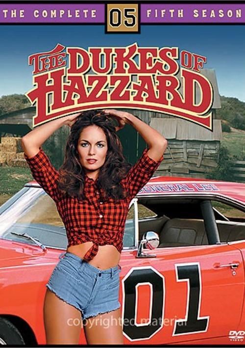 Dukes Of Hazzard: The Complete Fifth Season