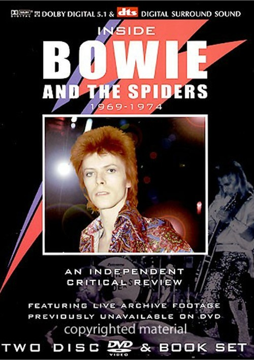 David Bowie & The Spiders: Inside David Bowie & The Spiders 1969-1974