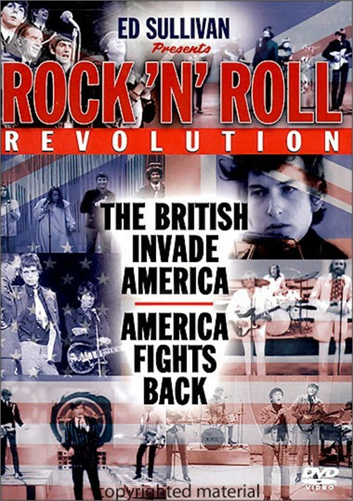 Ed Sullivan Presents: Rock N Roll Revolution
