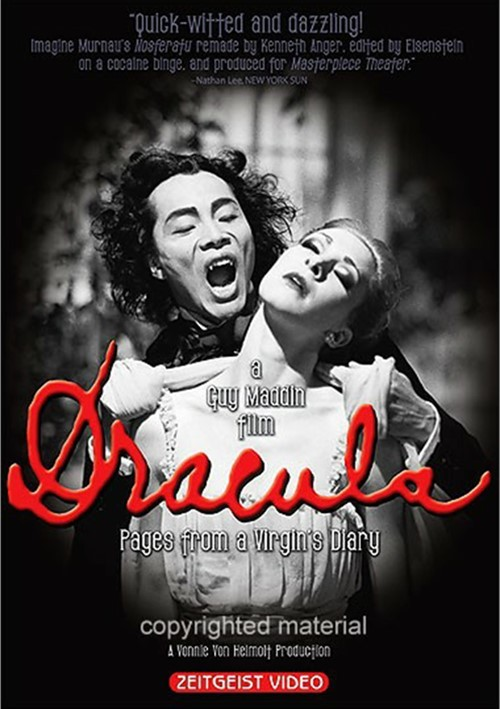 Dracula: Pages From A Virgins Diary