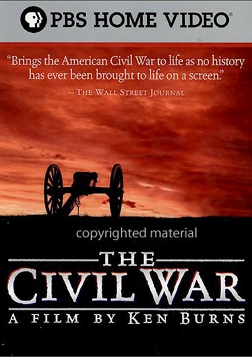 Civil War, The (5 Discs)