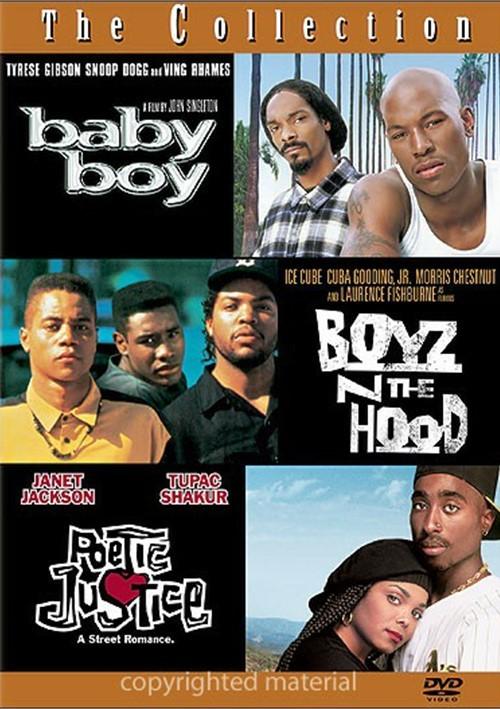 Boyz N The Hood / Baby Boy / Poetic Justice Box Set