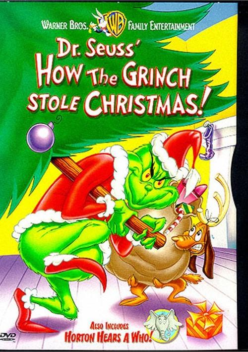 Dr. Seuss How The Grinch Stole Christmas / Horton Hears A Who